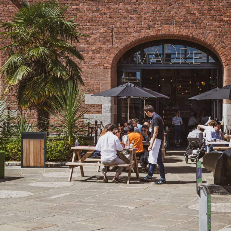 Outdoor Bars in Liverpool