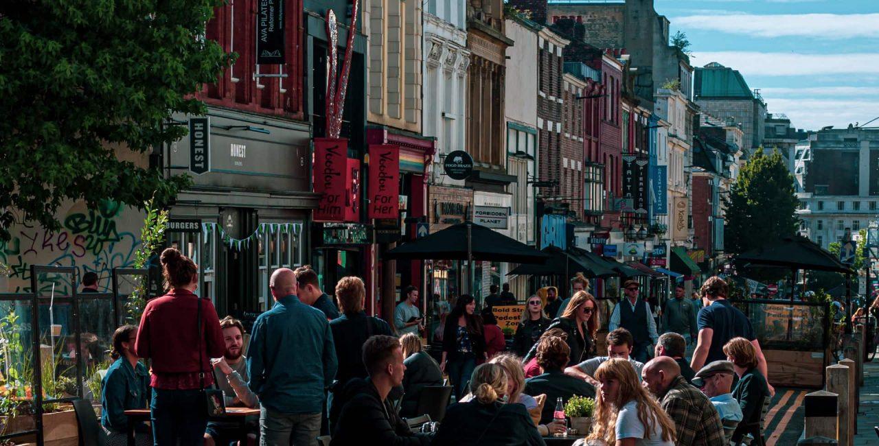 Liverpool Bars and Restaurants